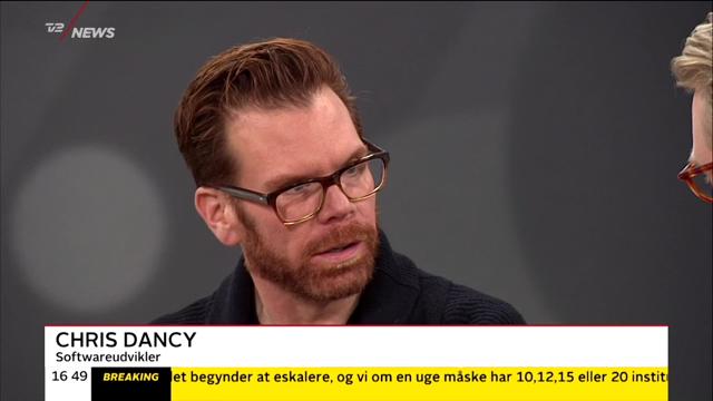 2016 Danish TV 2