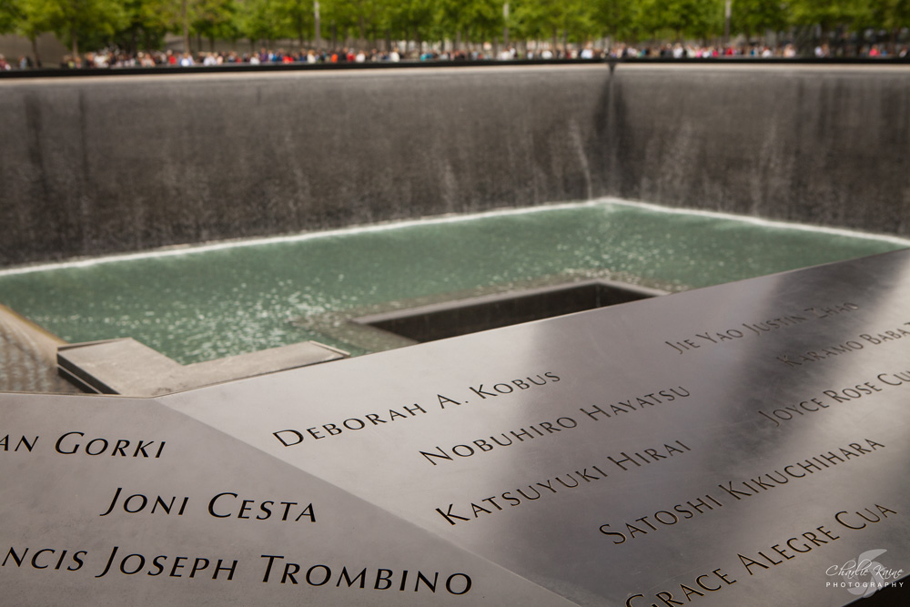 Victims of 911  | Charlie Kaine Photography