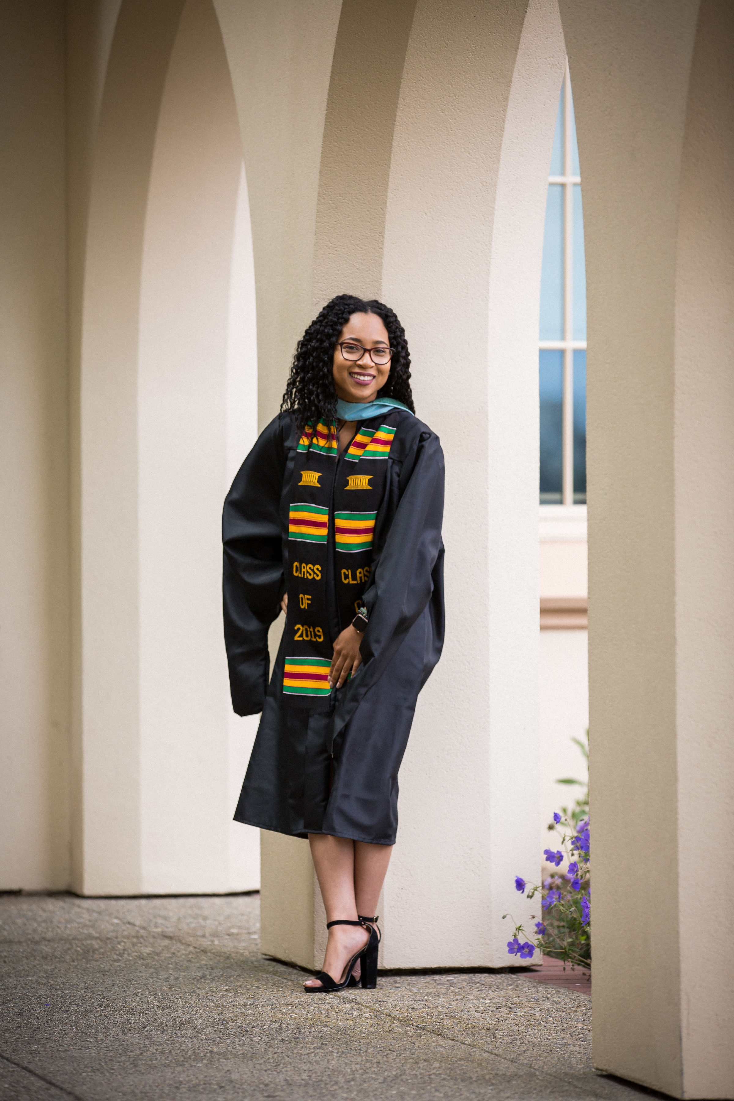 Charlie Kaine Photography | Graduation Portrait