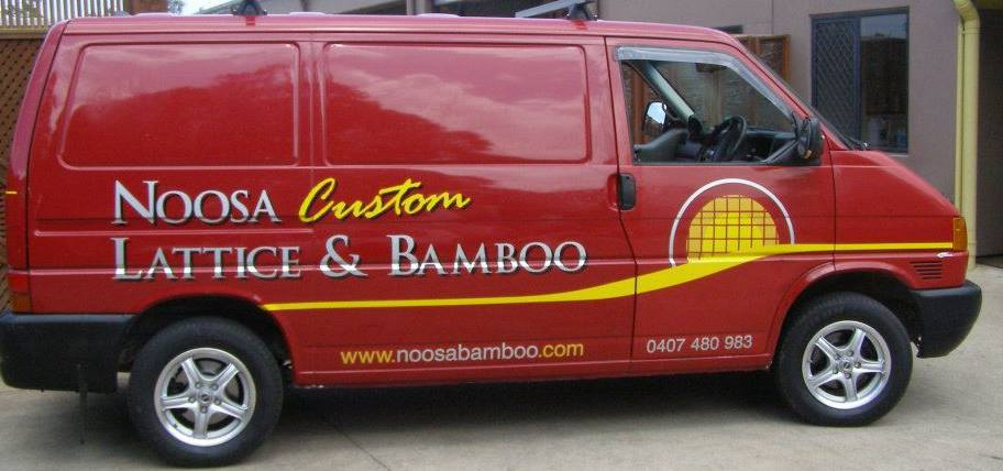 The Red NCLB van is becoming a bit of a Trademark!
