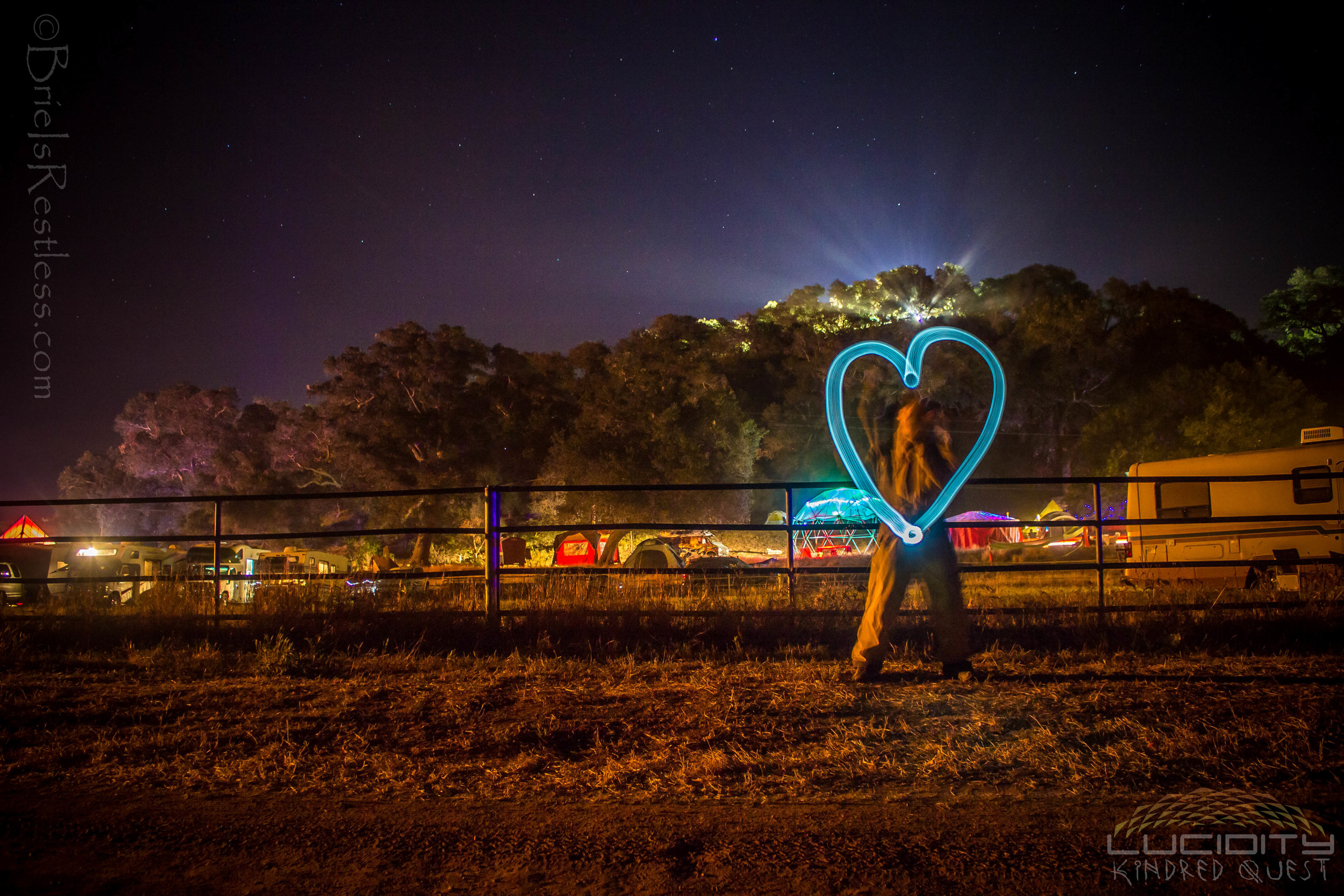 Family Garden - Long Exposure - Heart - Luciditiy - Kindred Quest - Build - April 2015 (1 of 1)-1.jpg