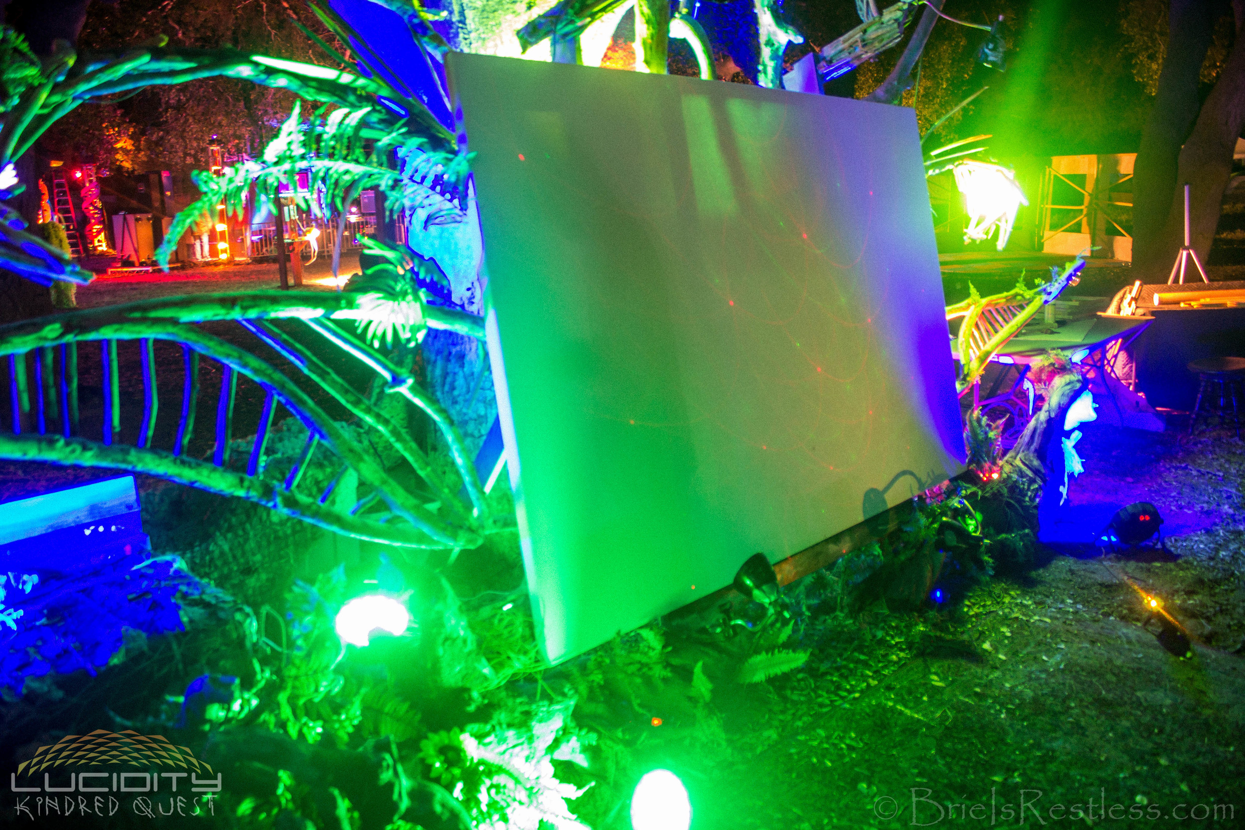 Goddess Grove - Lucid Stage - Main Stage - Art Work - Luciditiy - Kindred Quest - Build - April 2015 (1 of 1) (1 of 1).jpg