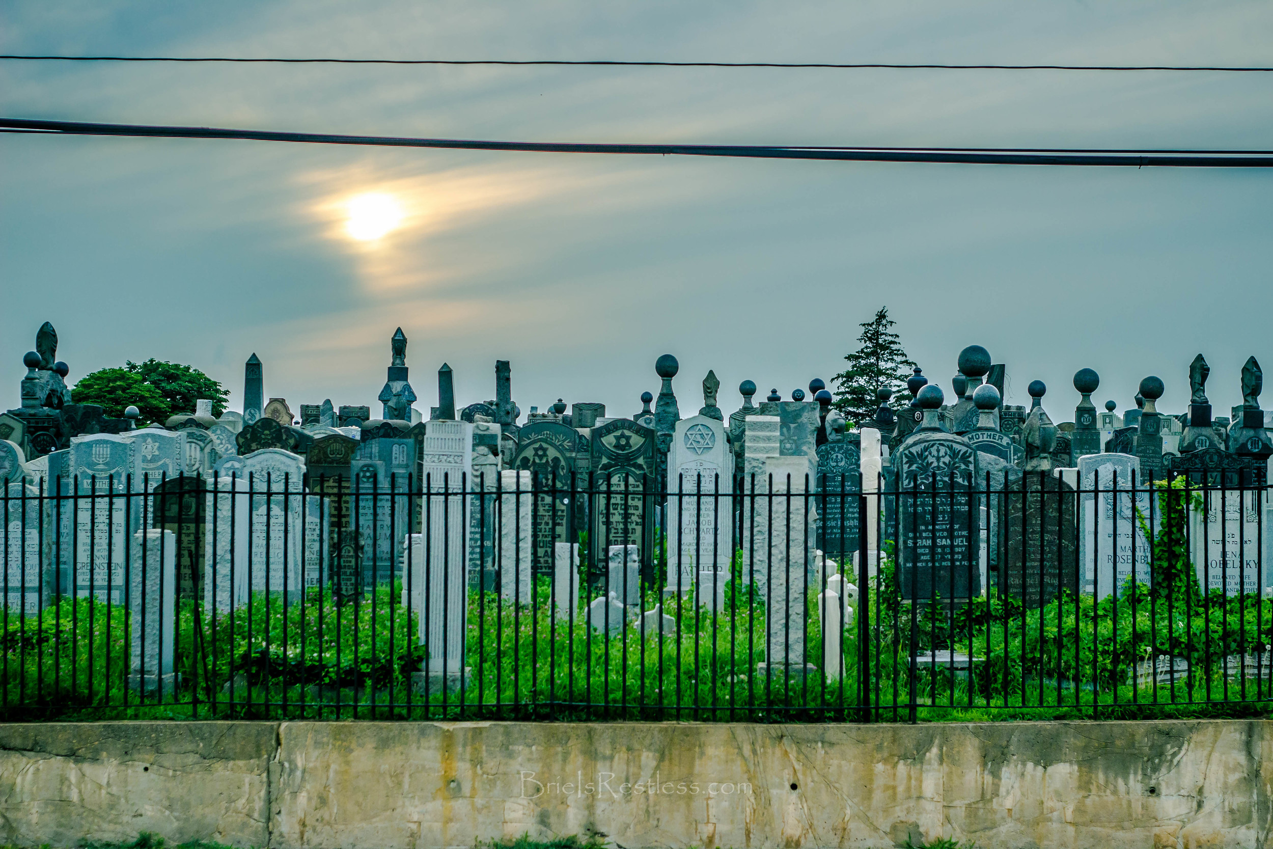 Cemetery in Queens - NYC (1 of 2).jpg
