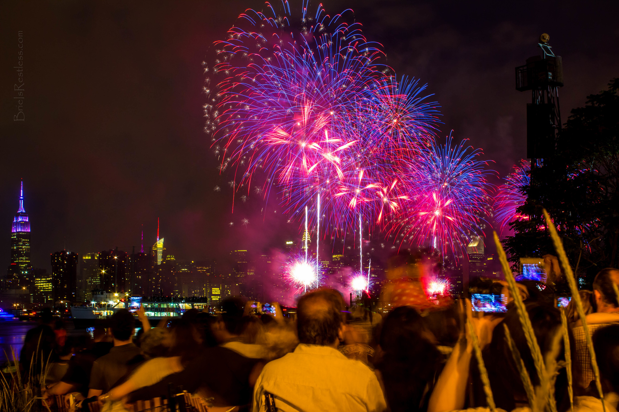 Fourth Of July Fireworks - NYC.jpg