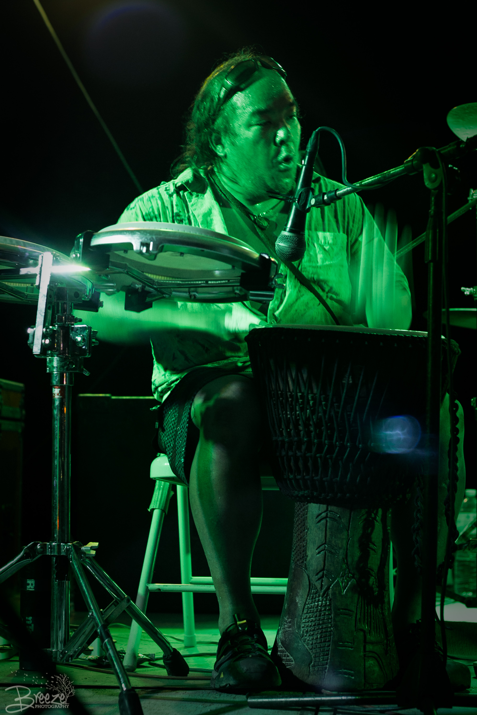Jeff Pang / Percussion & Sound