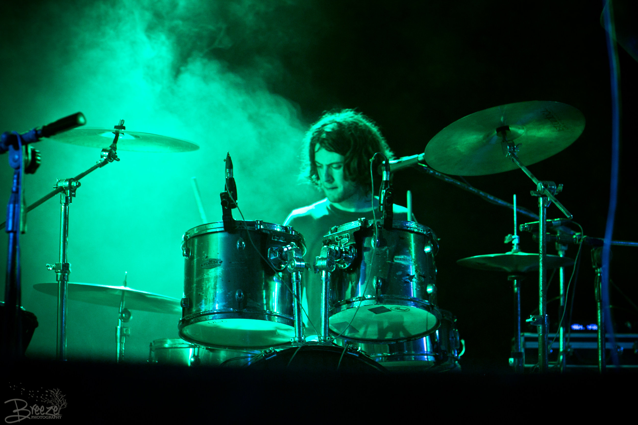 Connor Sisk / Drums