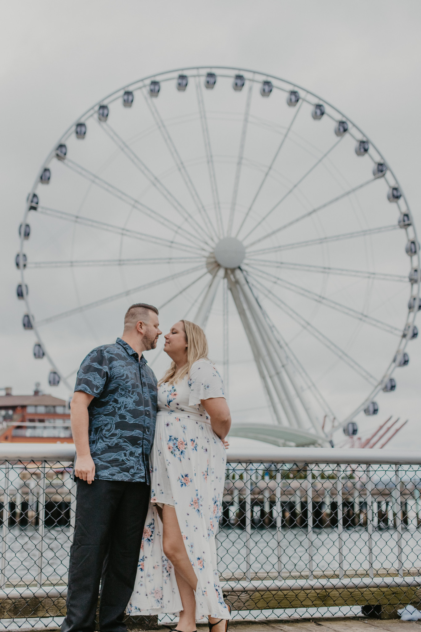Cam + Avery || Seattle Engagement Shoot - June 2019 || Seattle, WA