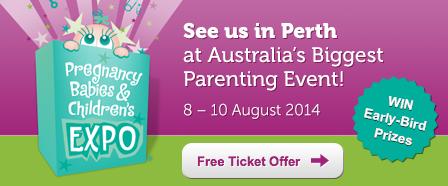 Pregnancy, Babies & Children's Expo 2014
