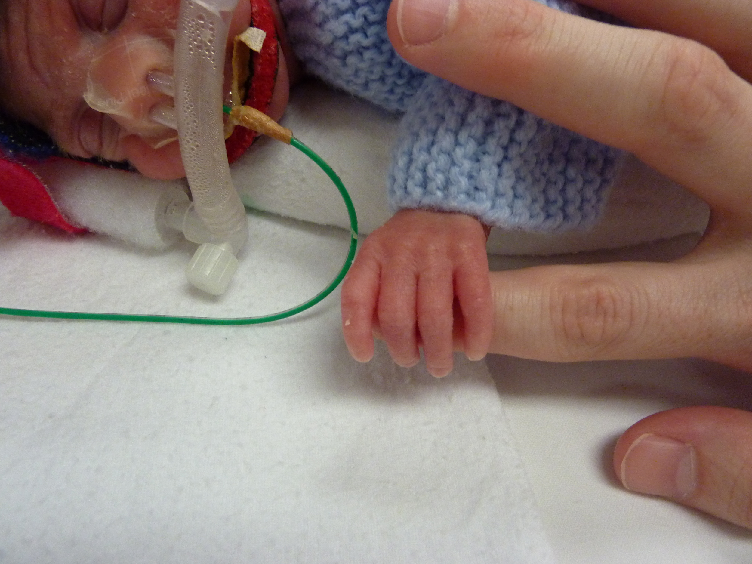 Top tips for photographing your baby in NICU