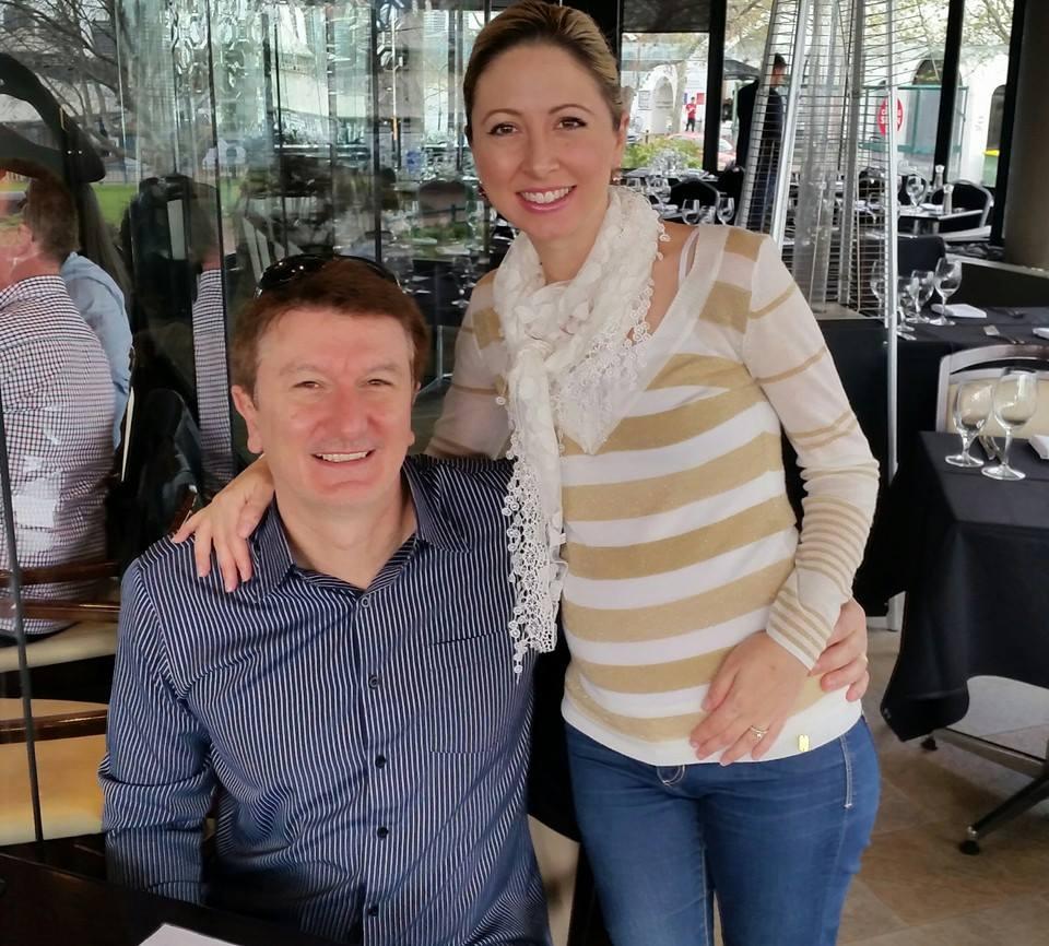 Rebecca and Heath - Pregnant!