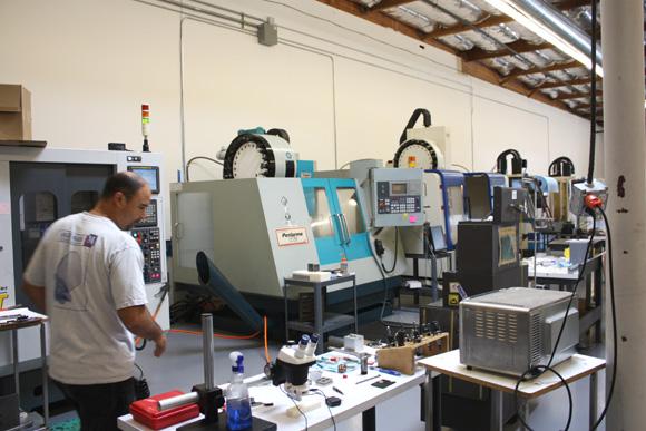 The Proto-Quick Machine Shop