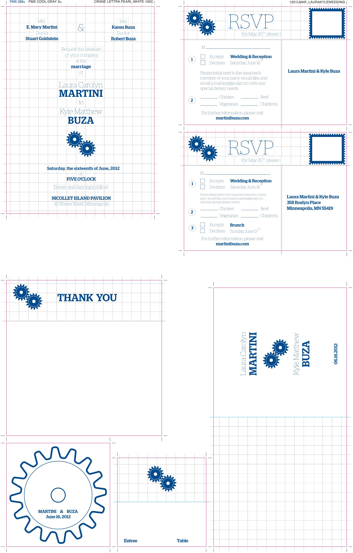 Print pieces