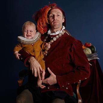 Trygve vs a Baby