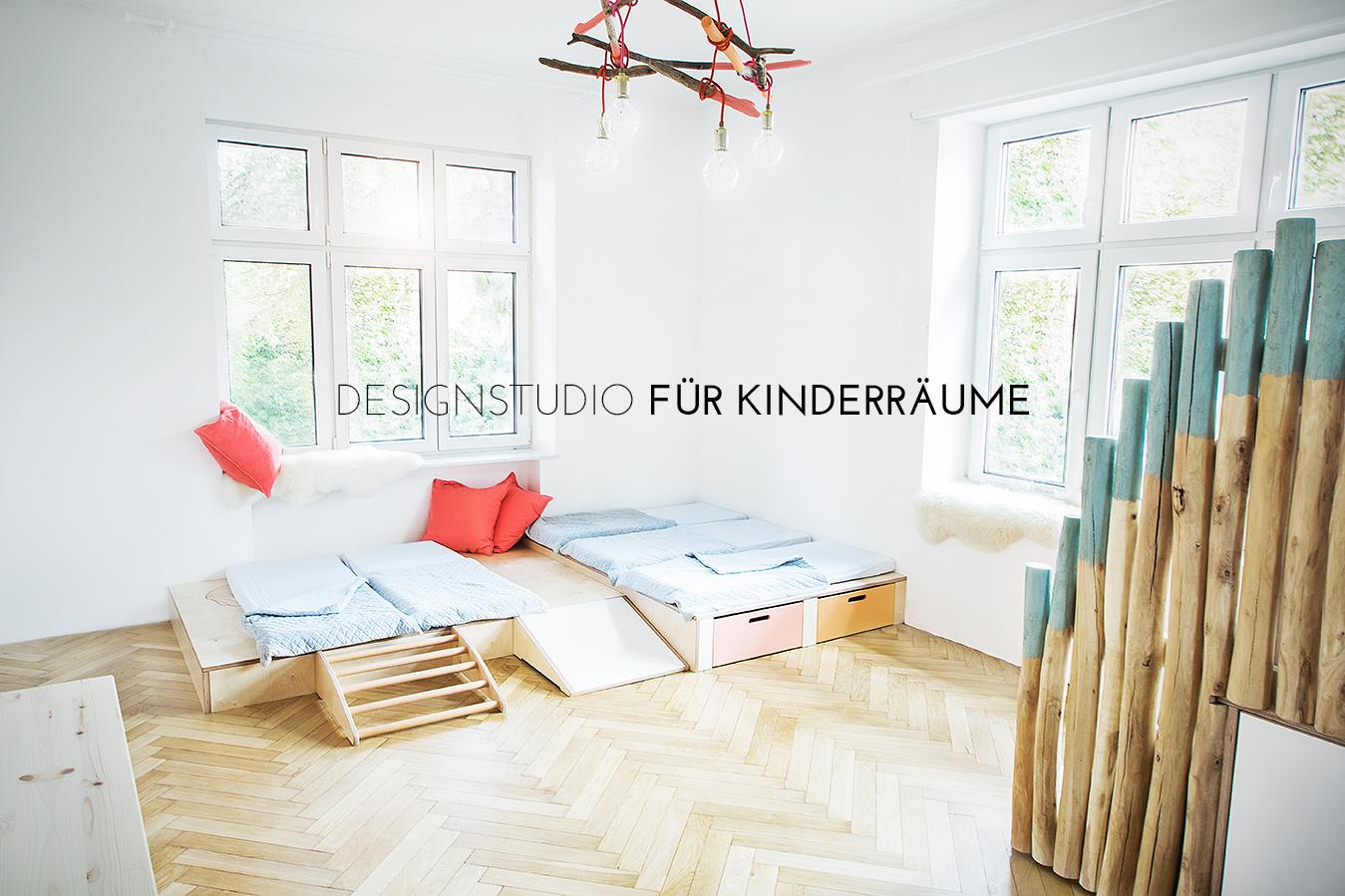 MJUKA_Studio MJUKA_Designstudio für Kinderräume