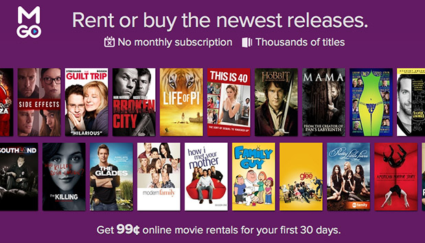Delivering TV and Movies to PC Audiences in the US