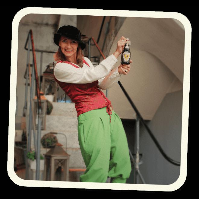 Brau-Erlebnis Guide mit GANTER-Bier