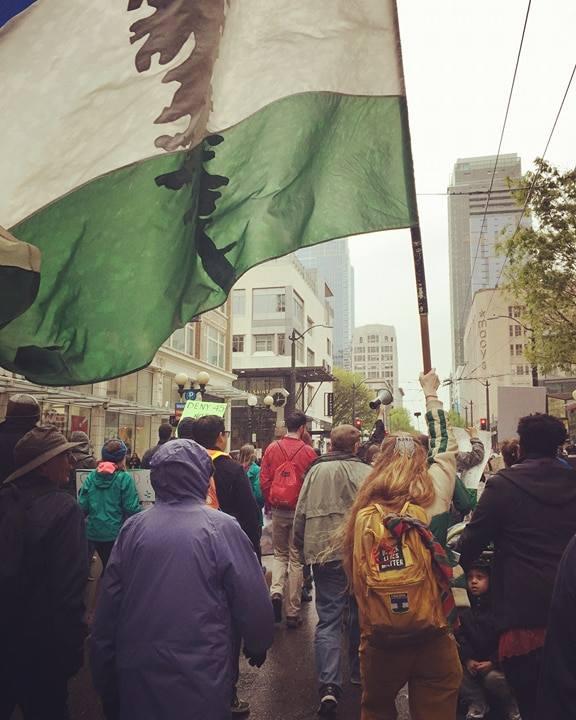 Erin Cascadia flag