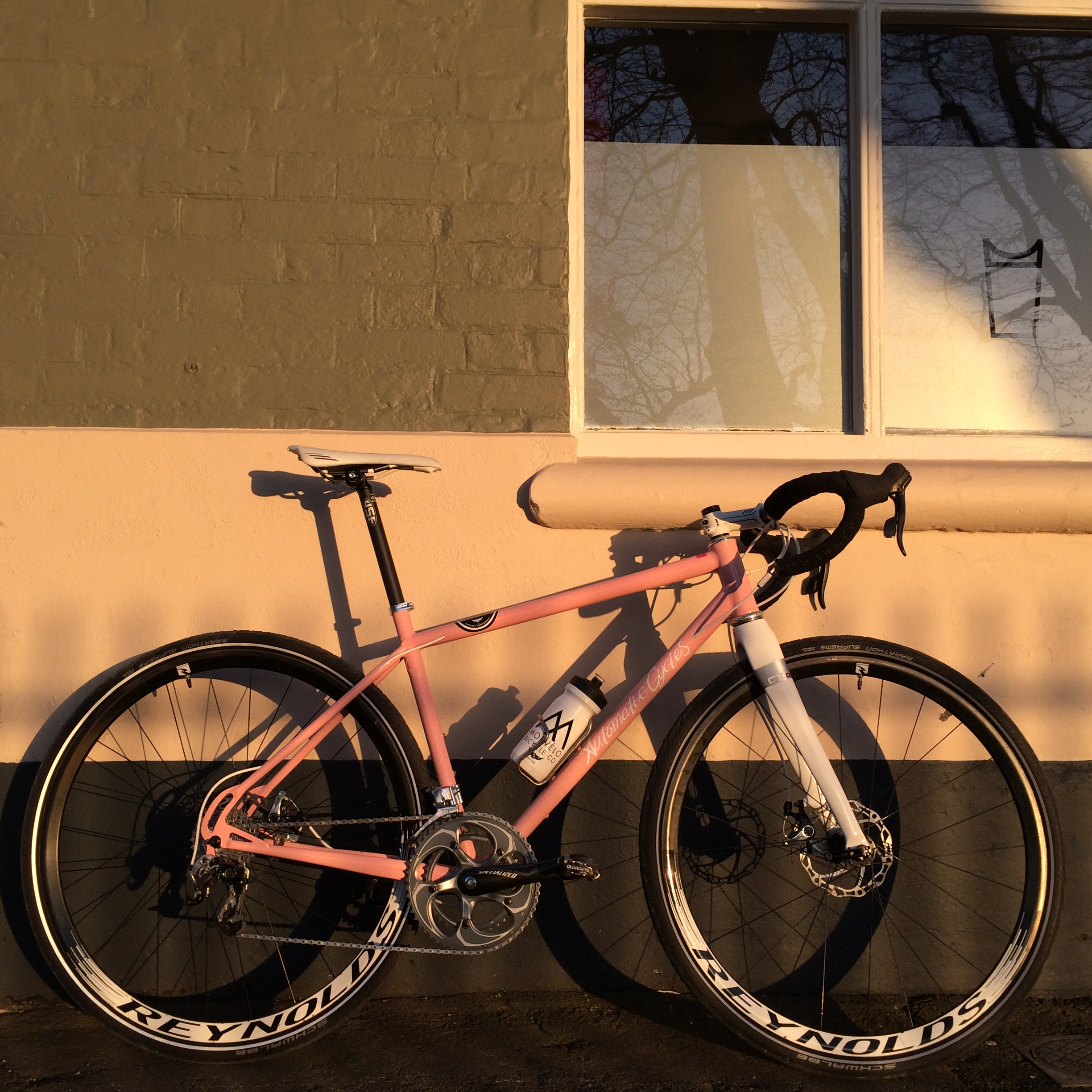 Falcor   a disk road bike that takes big tyres. Call it a gravel bike if you want, but it's more than that.