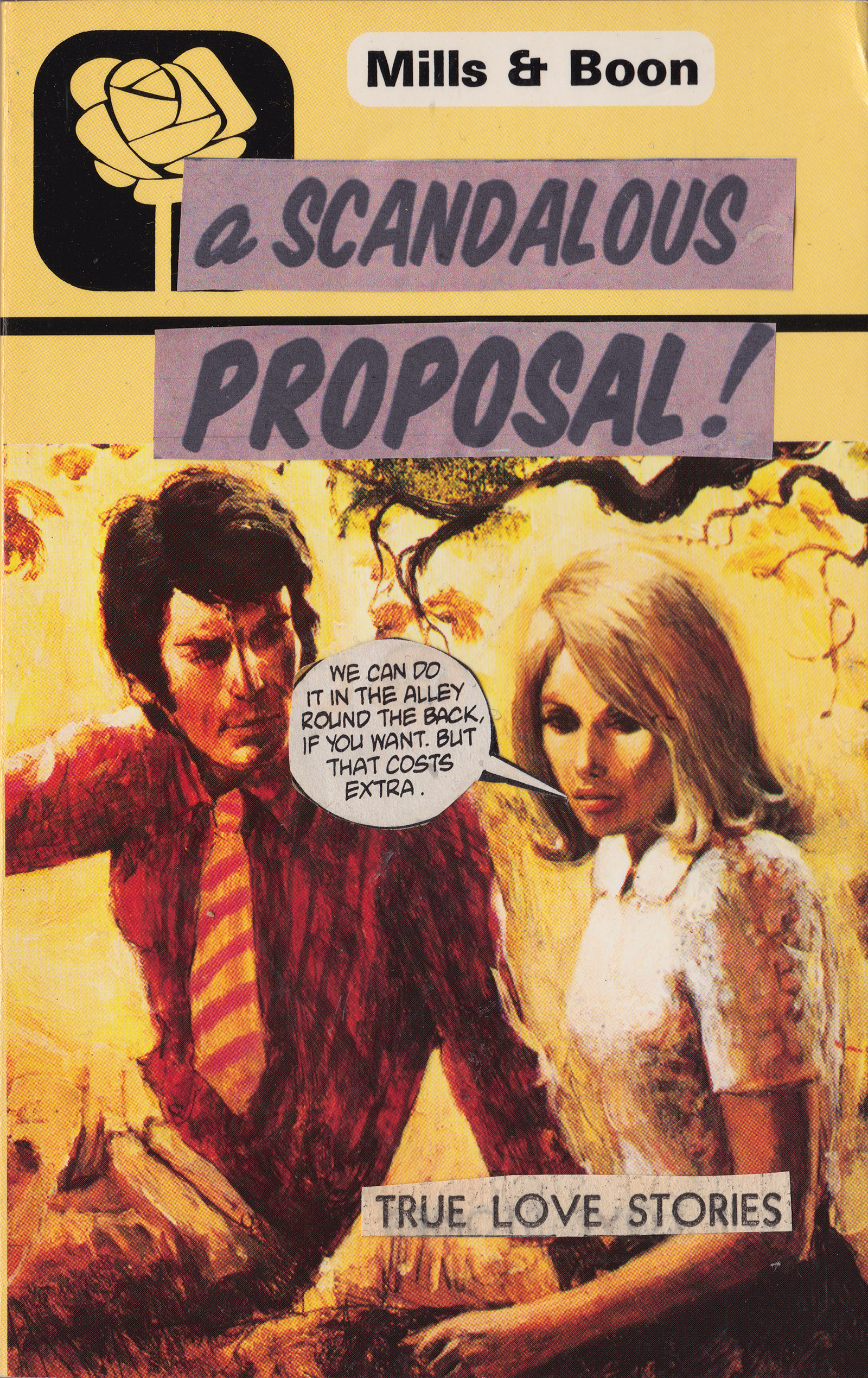 a scandalous proposal
