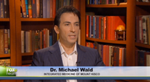 Dr. Wald interview on FOX News about GMO dangers. Go here to watch: http://www.intmedny.com/