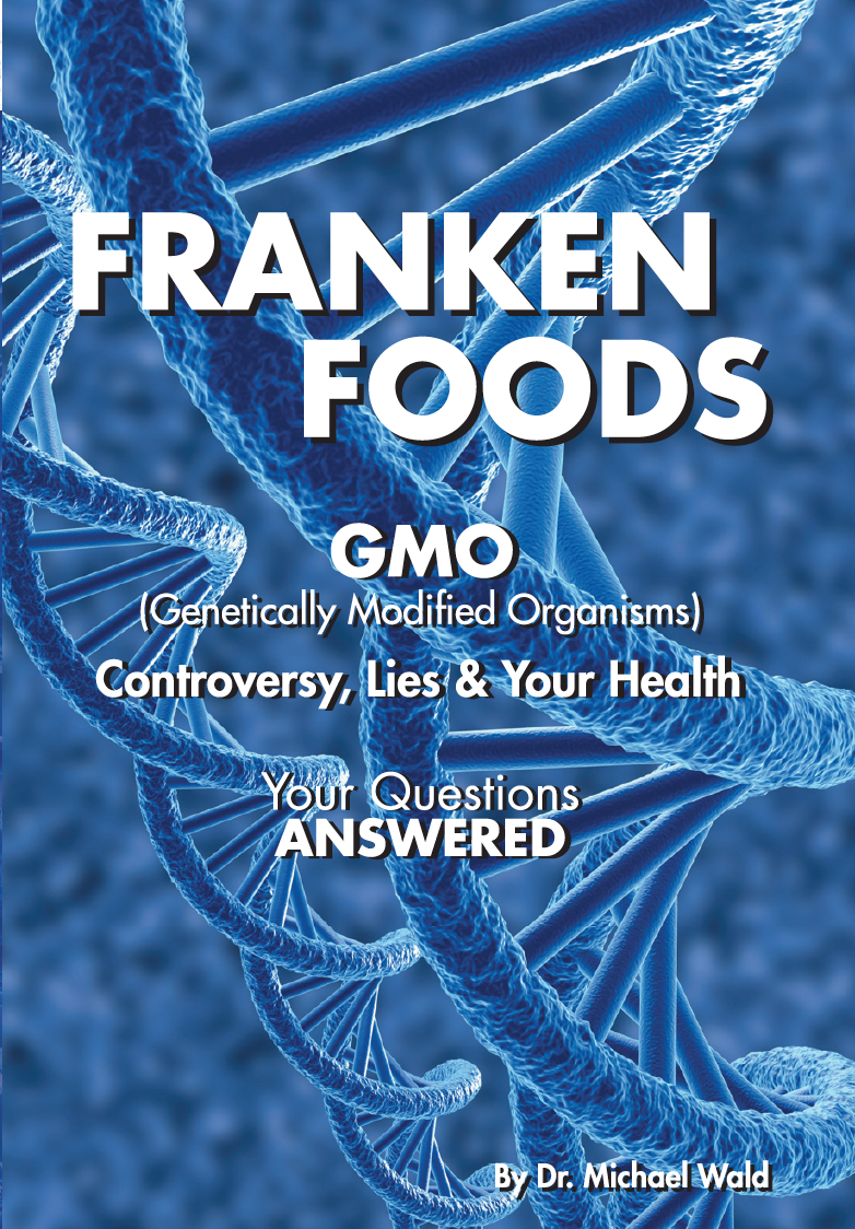 Free Ebook on GMO's & a free 15-min Anti-aging/weight loss consultation if you guess Dr. Wald's age - Person's who know Dr. Wald, or search his website and other places on the web will be disqualified; all emails will be tracked.