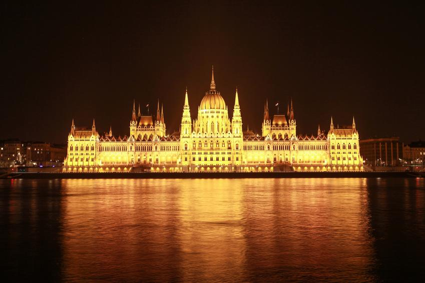 Budapest night - Hungary