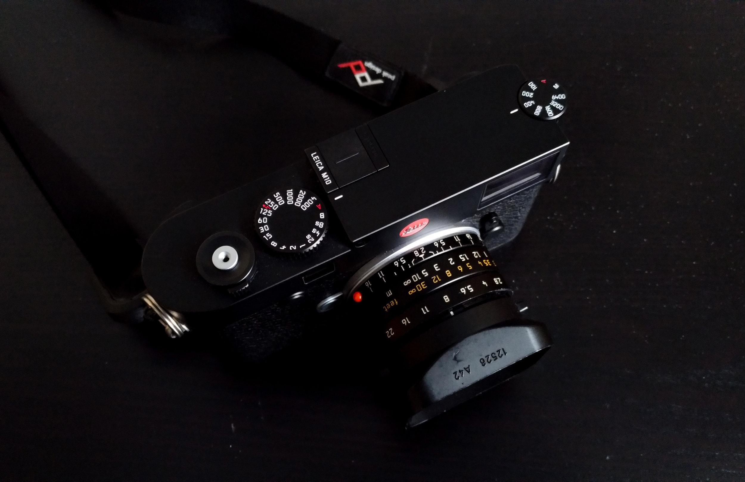 My Leica M10 WITH 28MM SUMMARIT