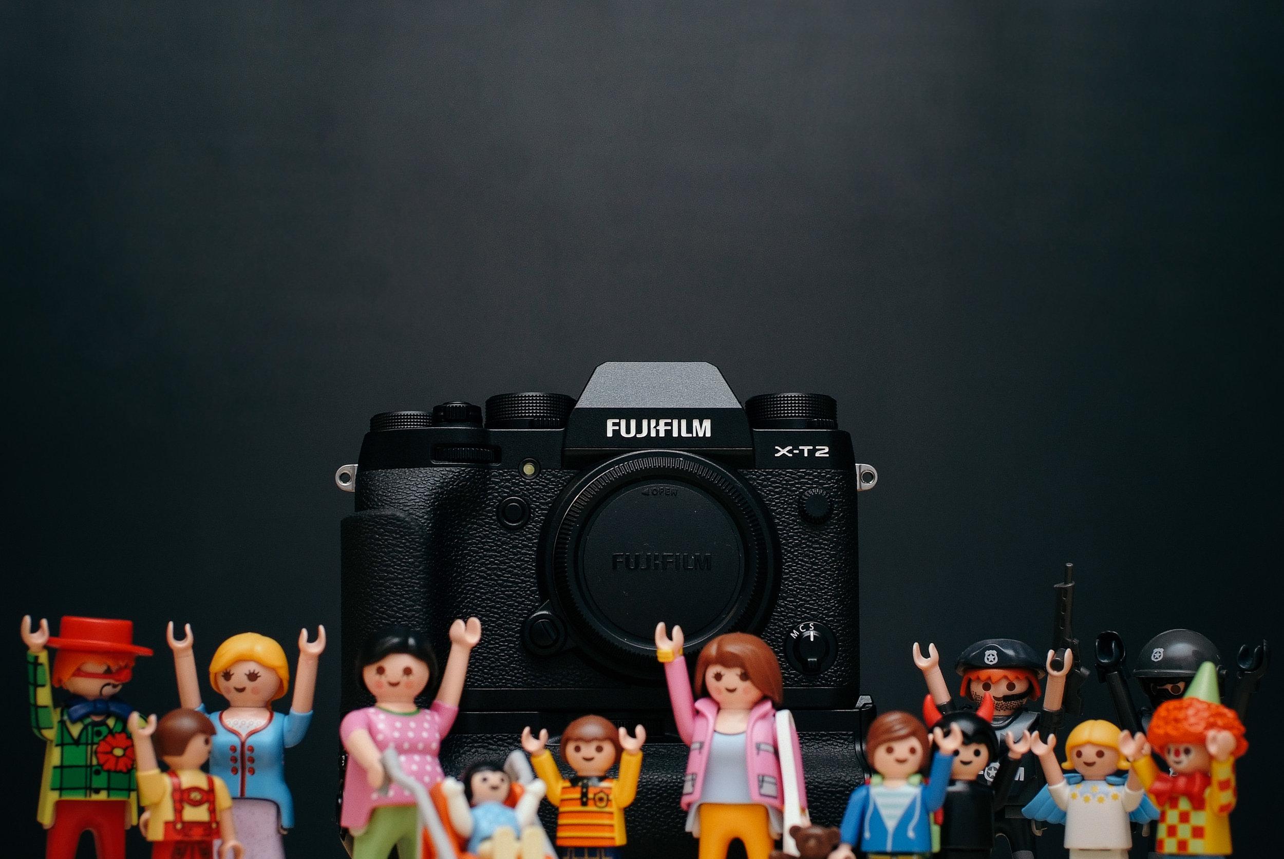 35mm equivalence of native Fujifilm X lenses