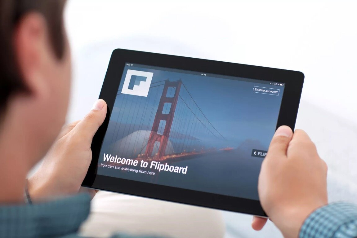 Flipboard to drive traffic to your blog
