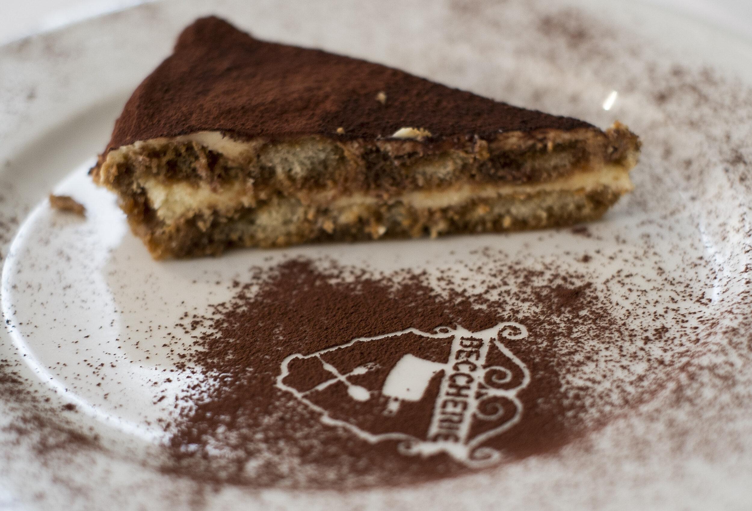 Tiramisu the real Italian recipe - cover