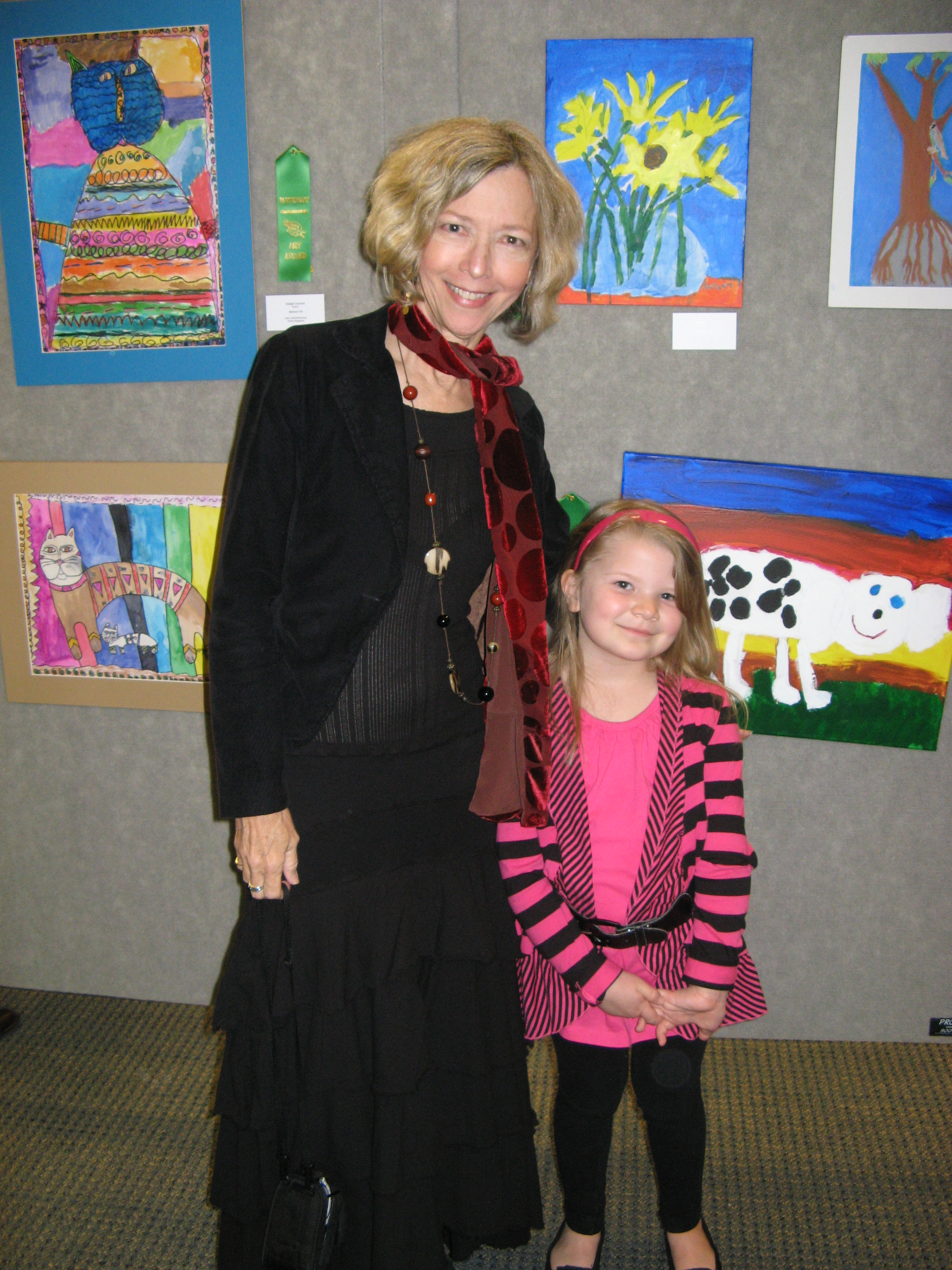 The Arts Council Elementary Age Exhibition