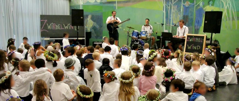 Kinderfest in Küttigen / AG