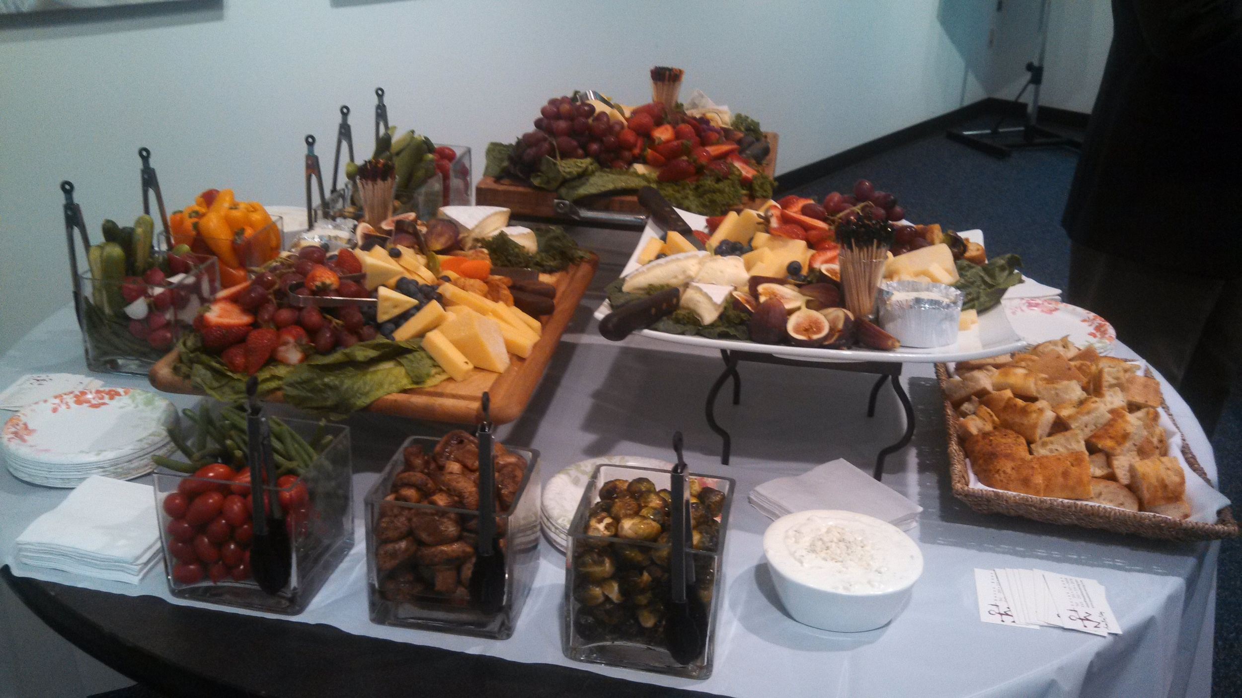 Click for Full Corporate Catering Package