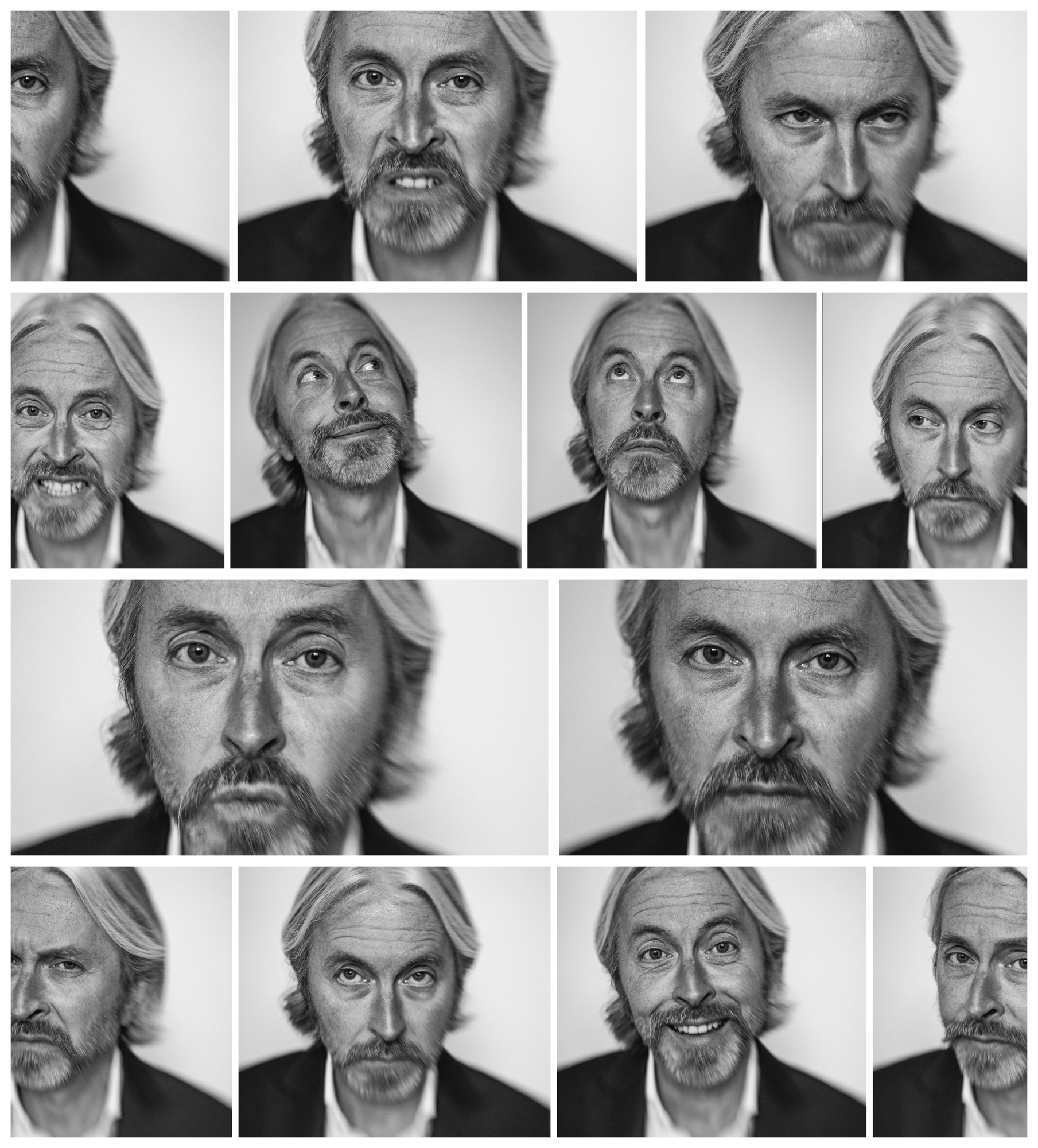 Roger - expressions