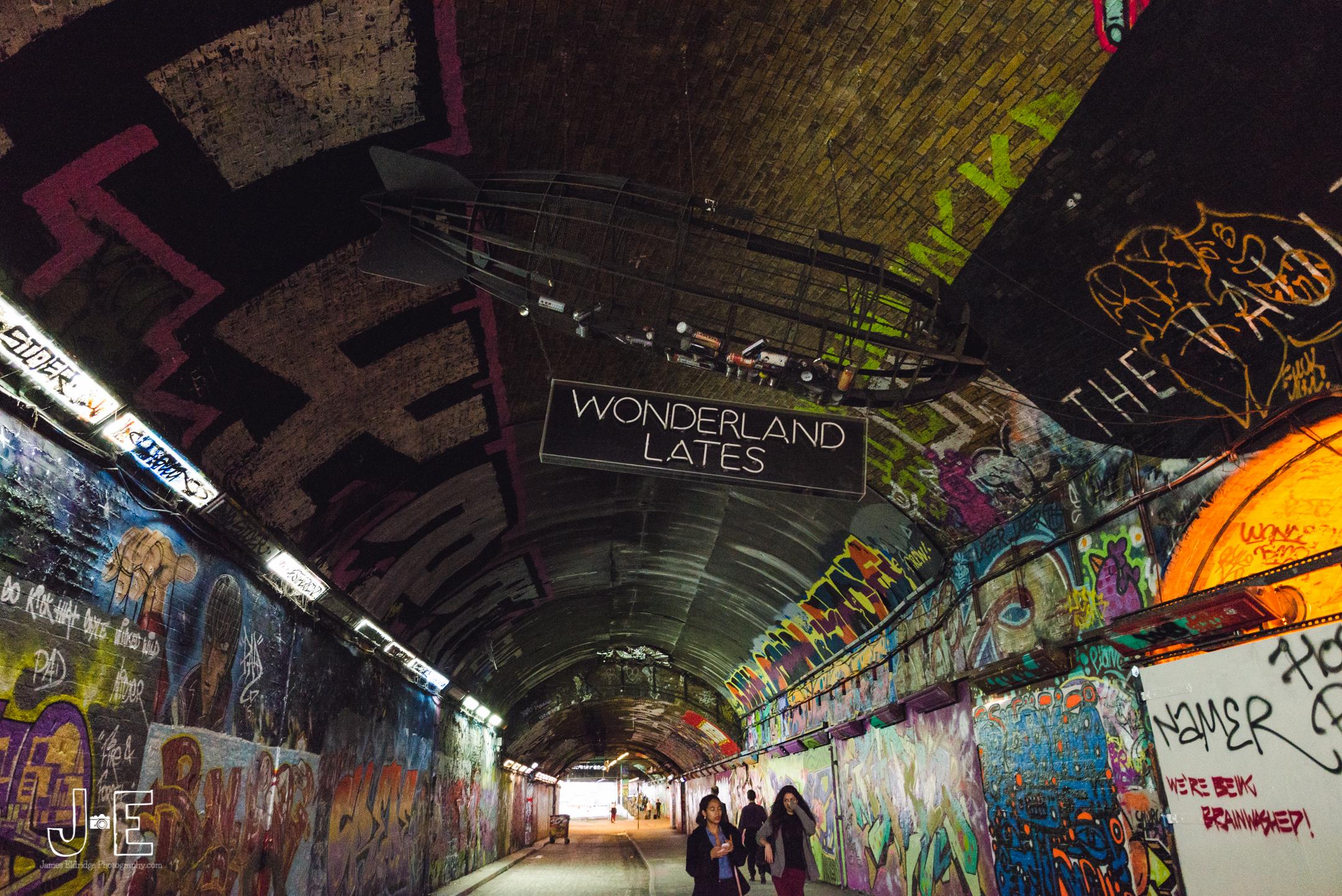 Leake street london
