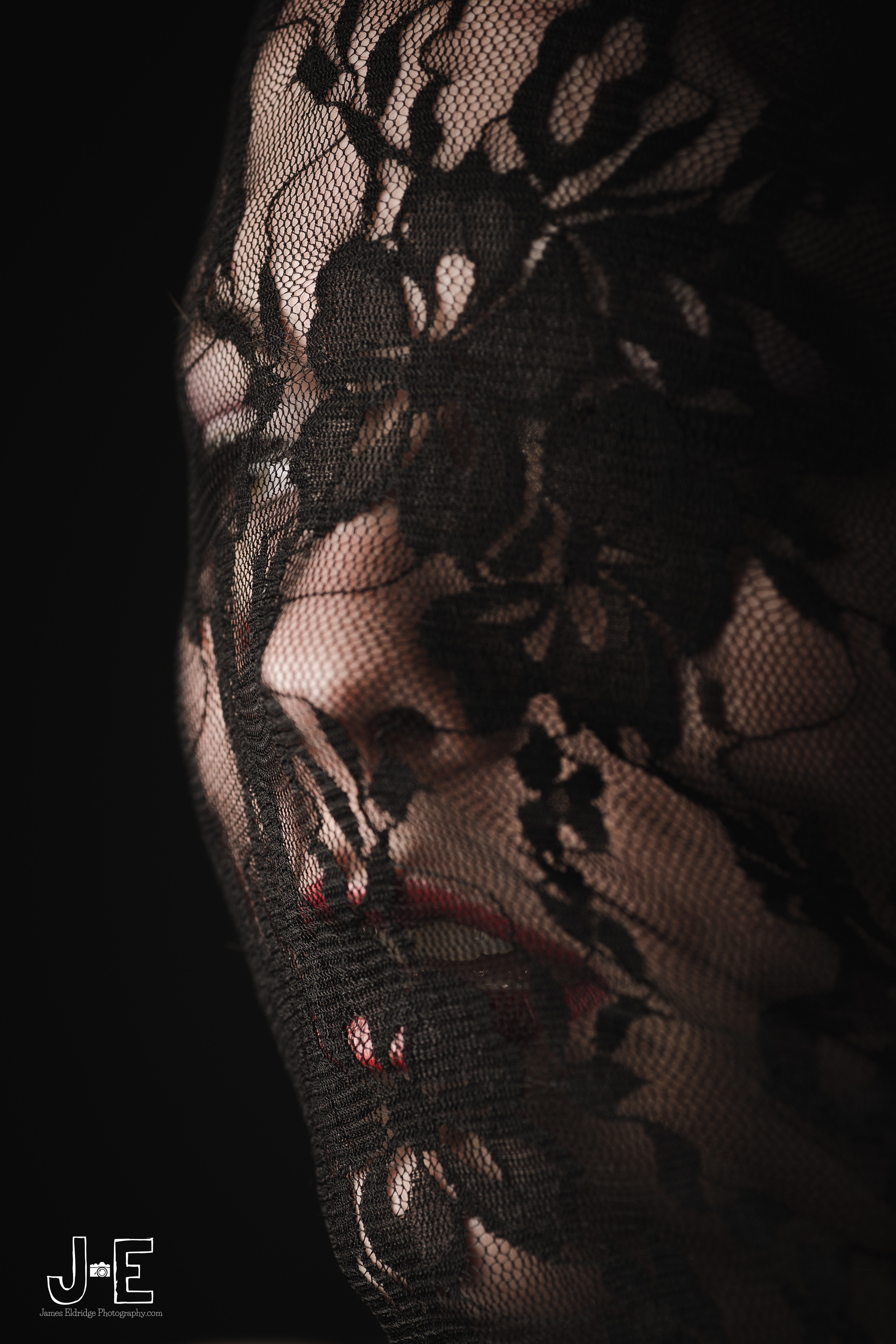 Beverly fabric photoshoot