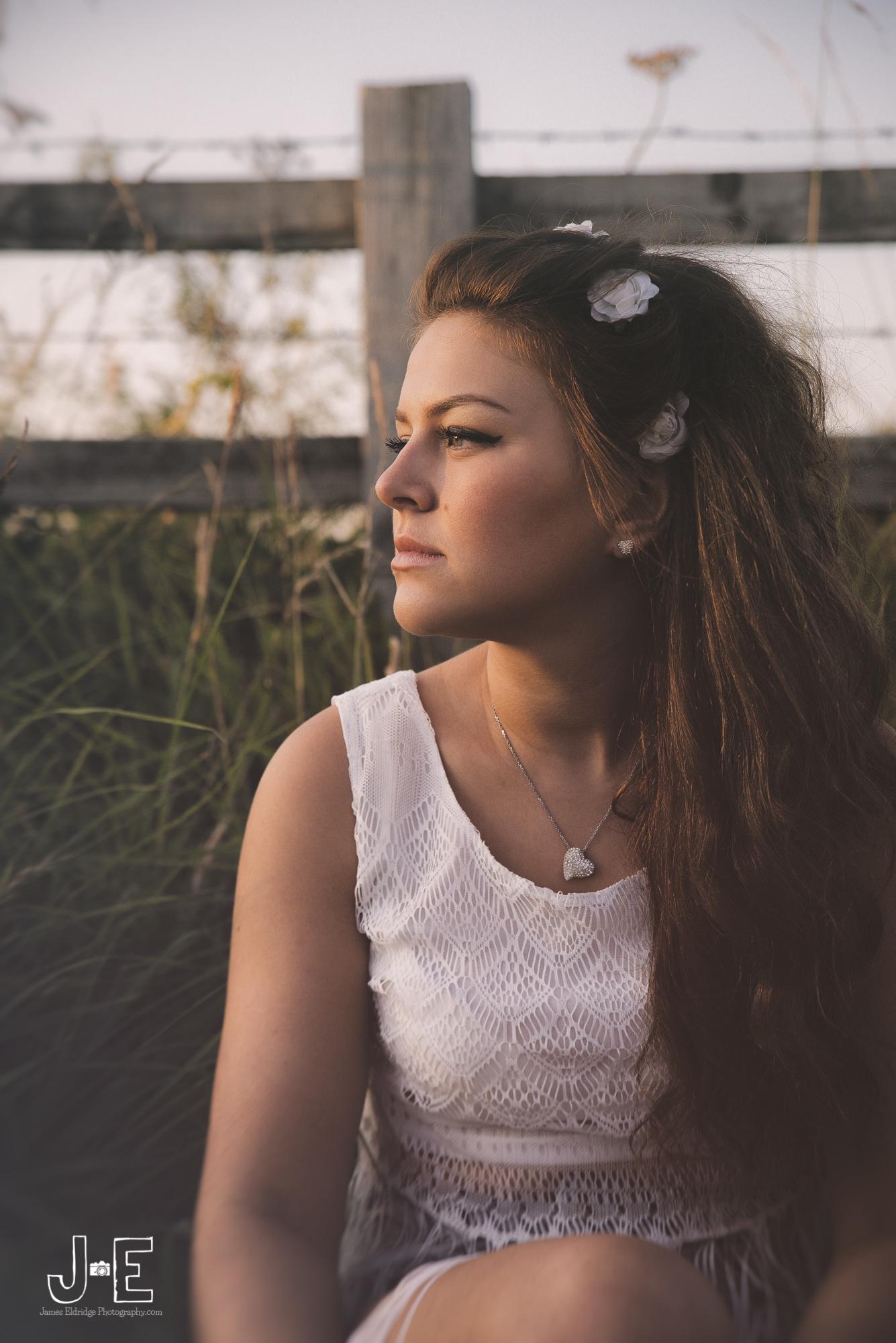 Anna Baker summer portrait