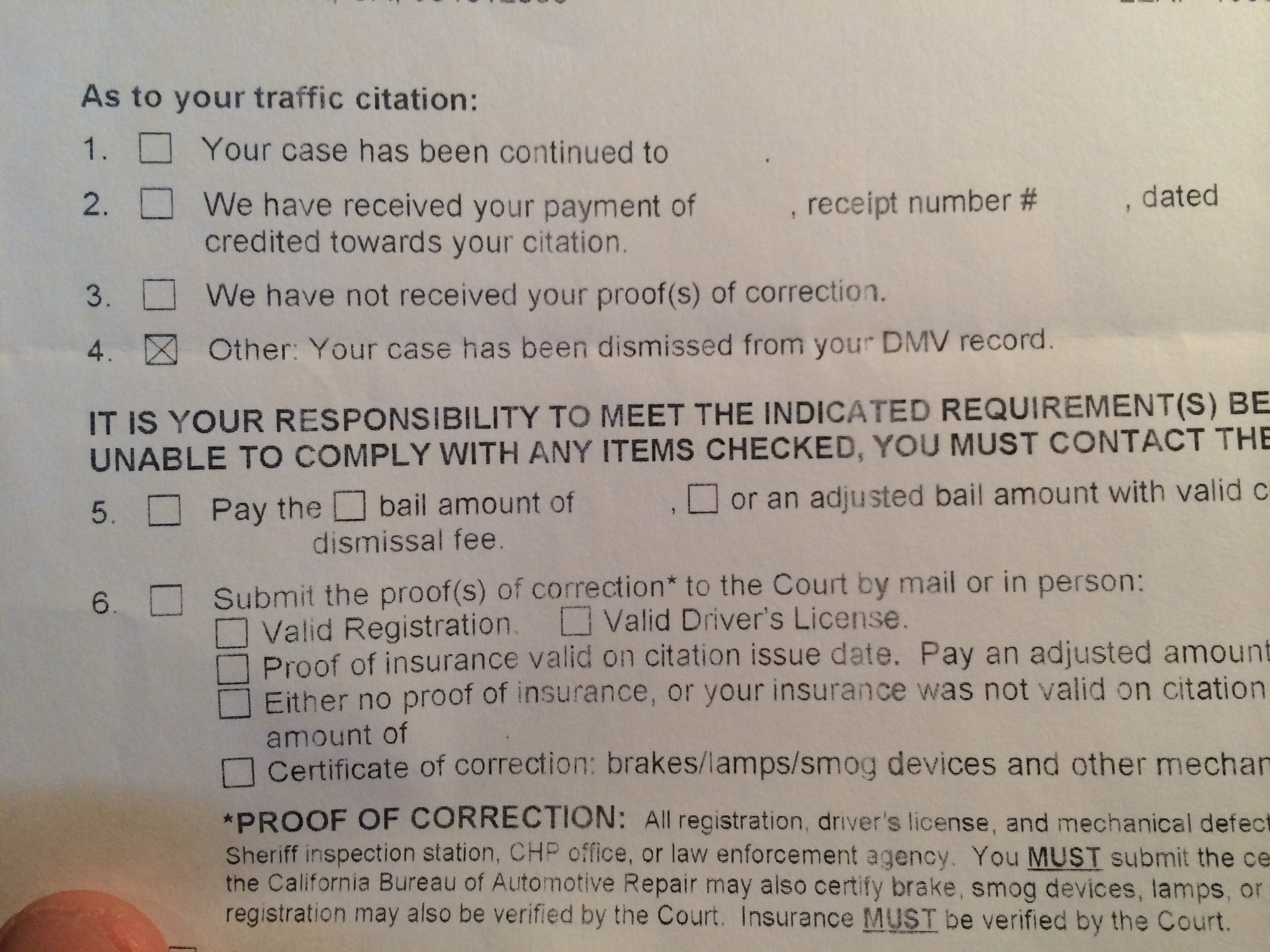 How to escape a speeding ticket  FOR FREE  — PLADDOW