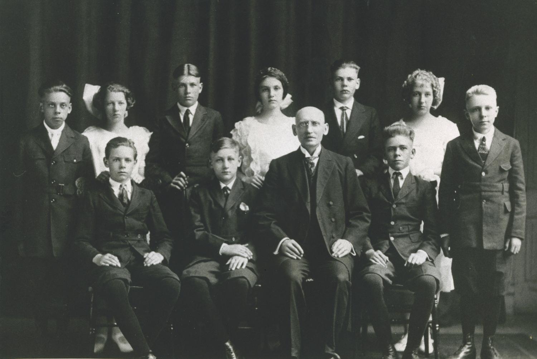 1922 Confirmands