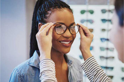 How to choose Glasses - When it comes to glasses and how to wear them a lot of people are skeptical and suspicious. How long will I wear them? How will I look like? How will I adjust? What makeup should I wear? These are the most popular questions asked by the ones that are going to wear glasses...