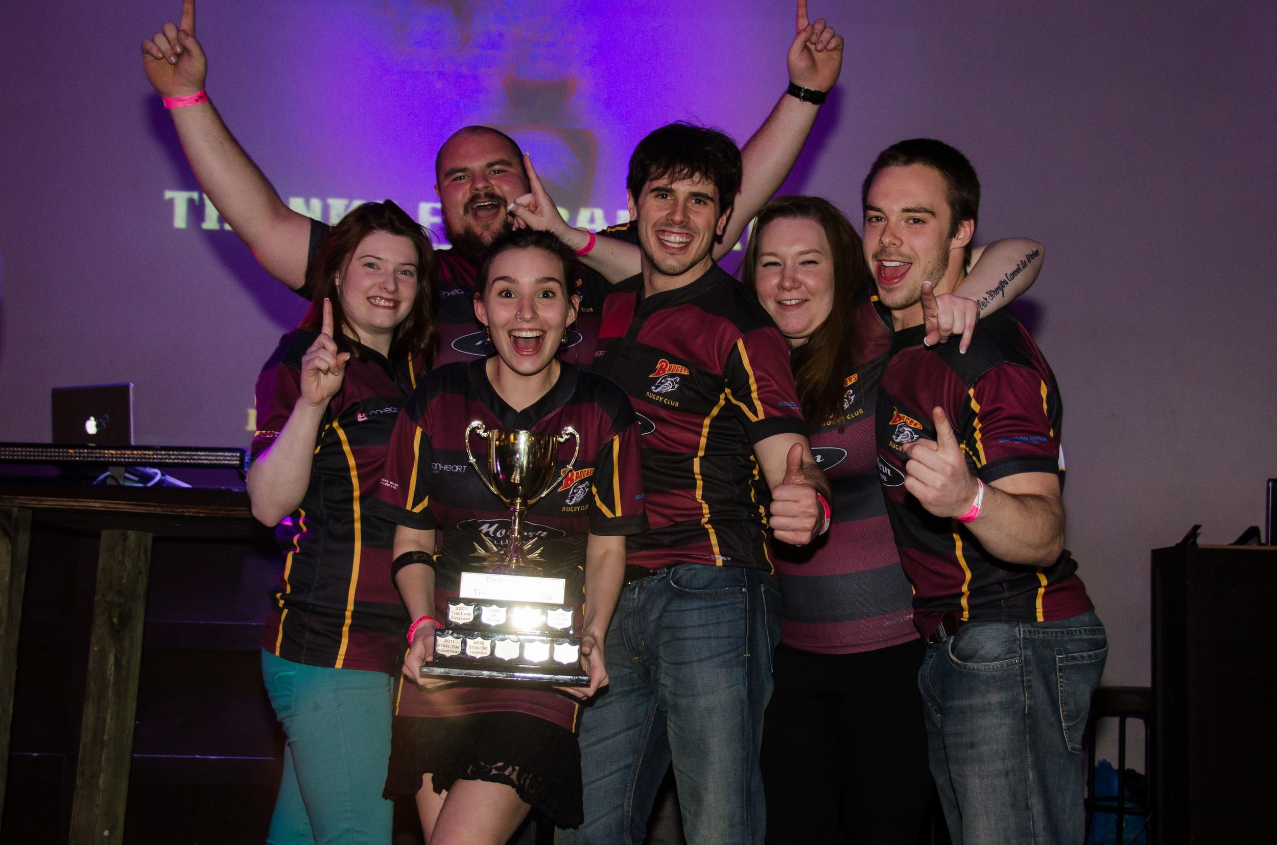 The 2013 ITCF Champions