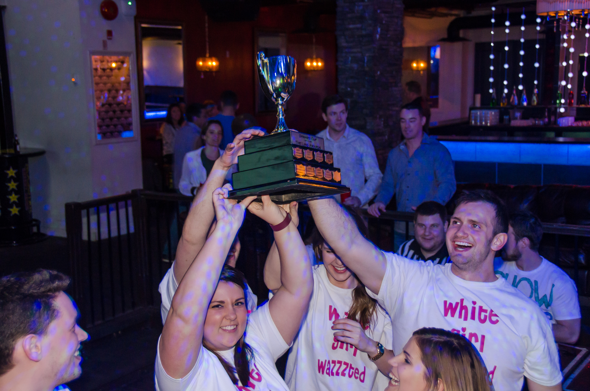 The 2015 ITCF Champions