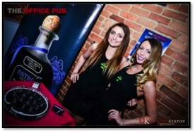 Support of the Jays Care Foundation @ The Office Pub