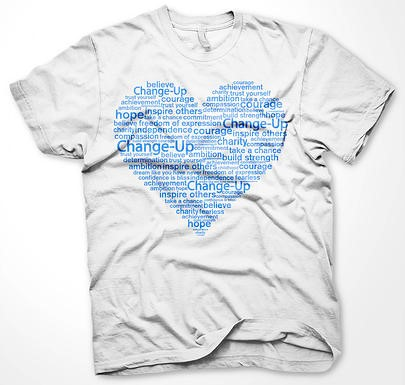 (for every t-shirt you purchase, one is donated on your behalf and all proceeds go directly to providing clothing!)
