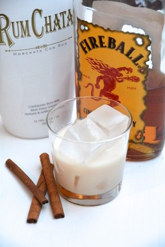 RumChata and Fireball