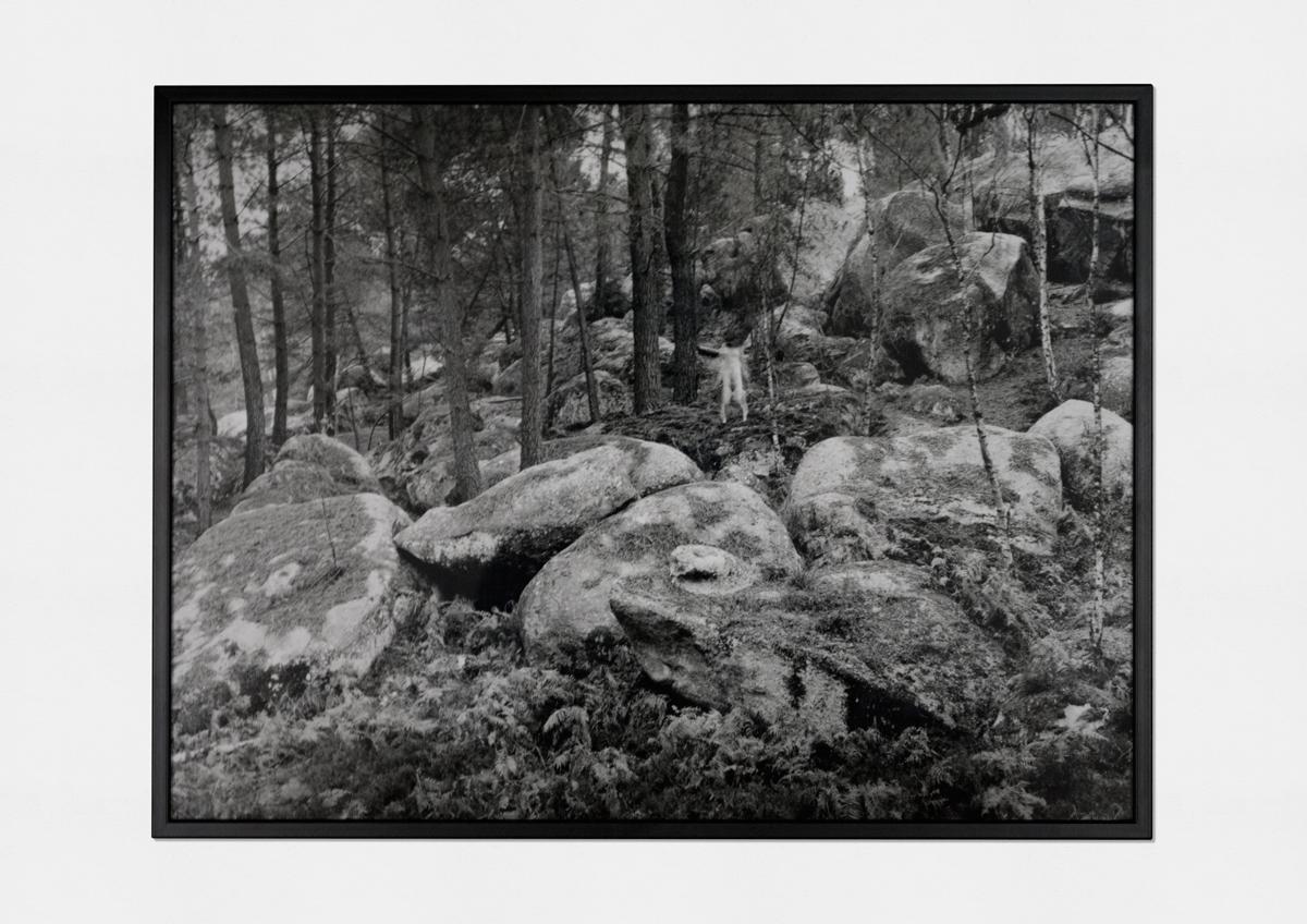first sighting (2015)   (photo print on fiber paper, 30cm X 40cm)