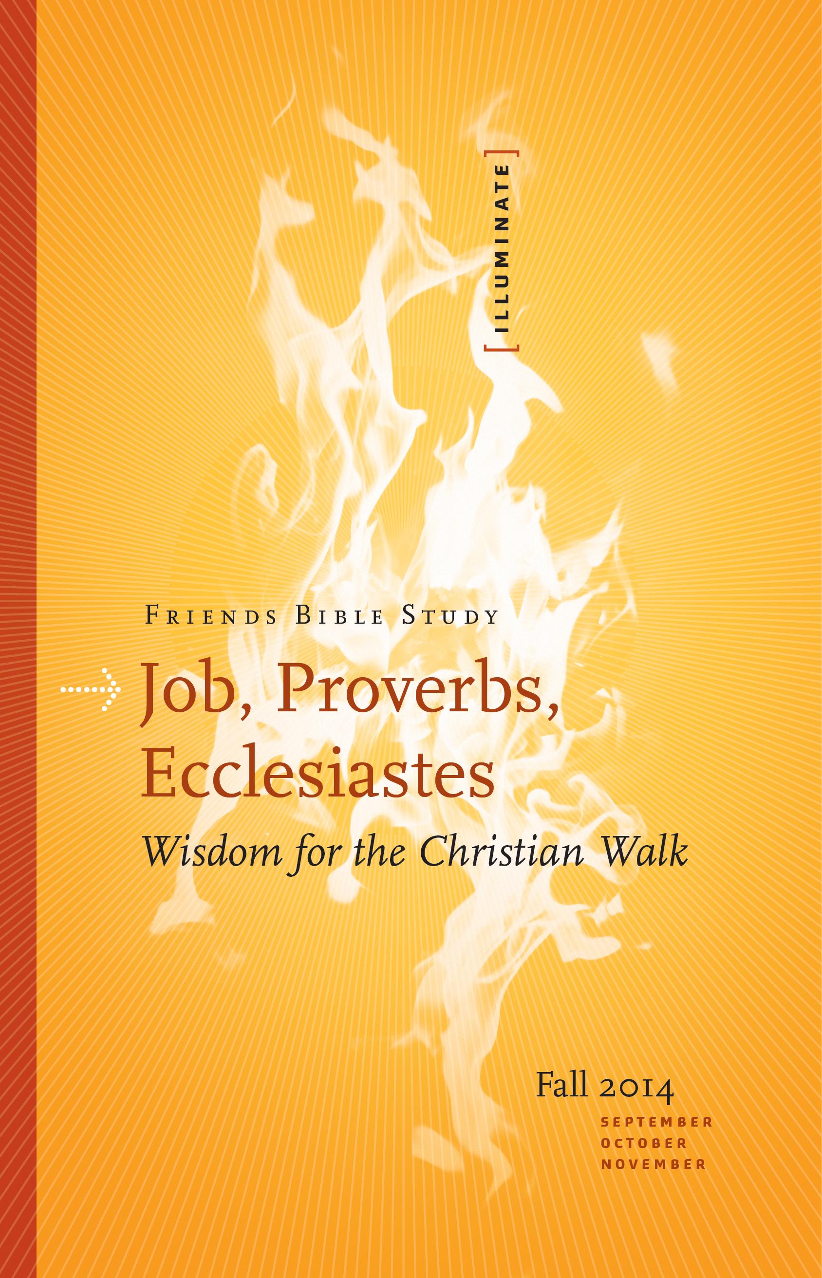 Job, Proverbs, Ecclesiastes