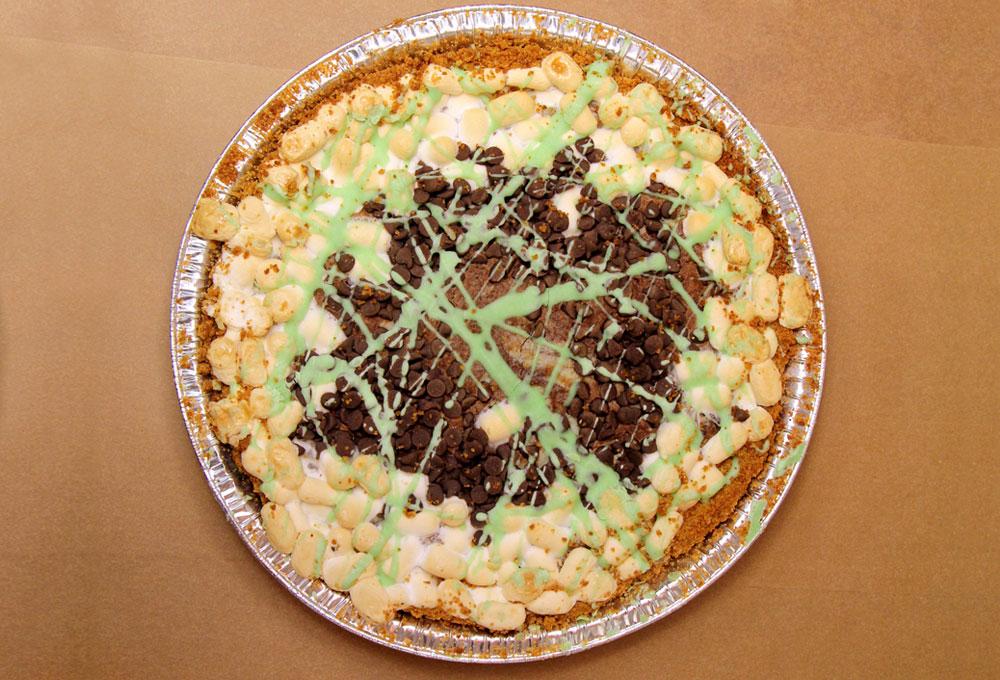 Grasshopper Pie from Momofuku Milk Bar