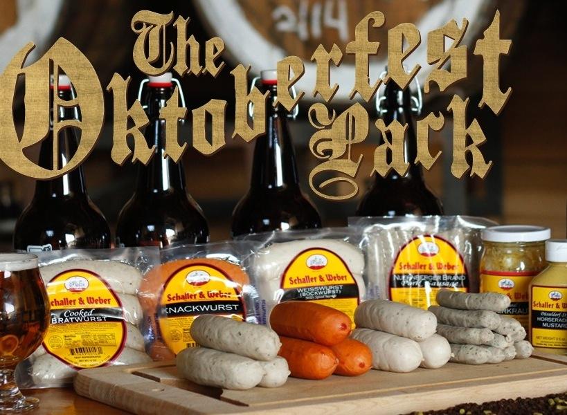 Oktoberfest Pack - Feast for 8-10 People