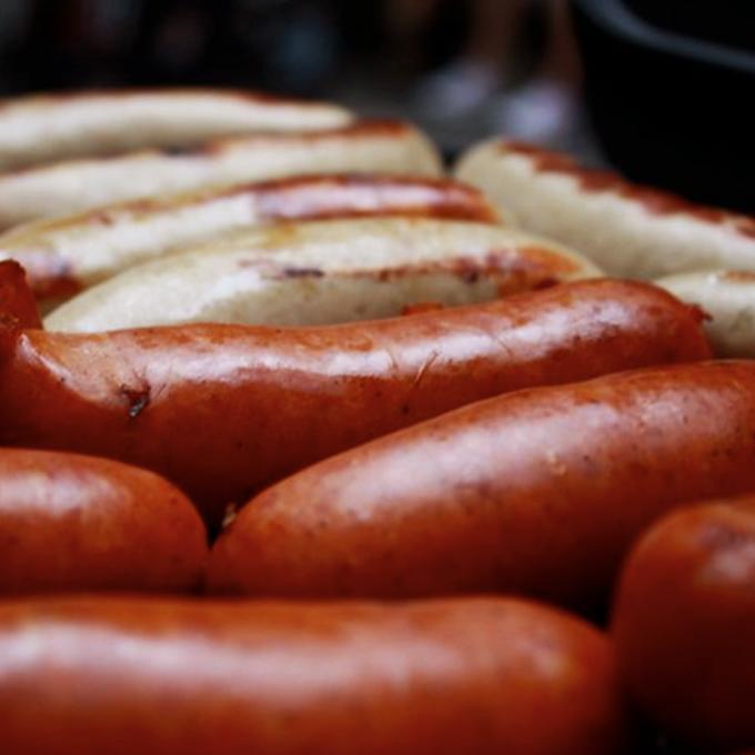 Sausage Sampler Pack - 5 Pounds